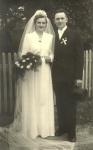 1952 - Hochzeit am 6. Juni