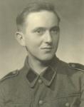 1940er - Johann Schmidt als Soldat