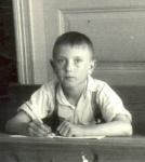 1930er - Schulbank