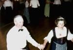 """1977 - Silberhochzeit """"Bunten"""" tanzen"""
