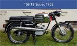 Victoria - Mein erstes motorisiertes Fahrzeug