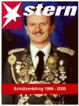Schützenkönig 1999/2000