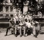 1968 - Schul- Abschlussfahrt Berlin