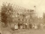1903 - Richtfest Elternhaus